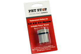 Invisible Fence Replacement Batteries